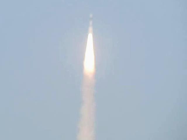 Video : इसरो ने लॉन्च की साउथ एशिया सैटेलाइट