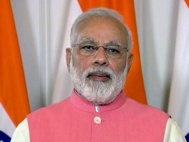 Video : दक्षिण एशिया सैटेलाइट के लॉन्च को प्रधानमंत्री ने बताया ऐतिहासिक