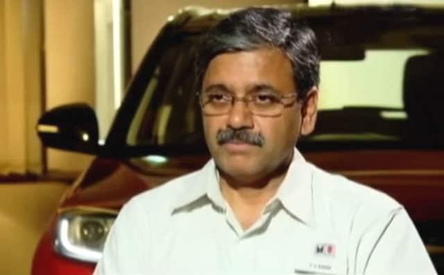 Video : In Conversation with CV Raman, Maruti Suzuki India