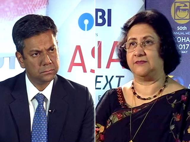 Video : 'Not All Bad Loans Are Criminal': SBI Chief To NDTV