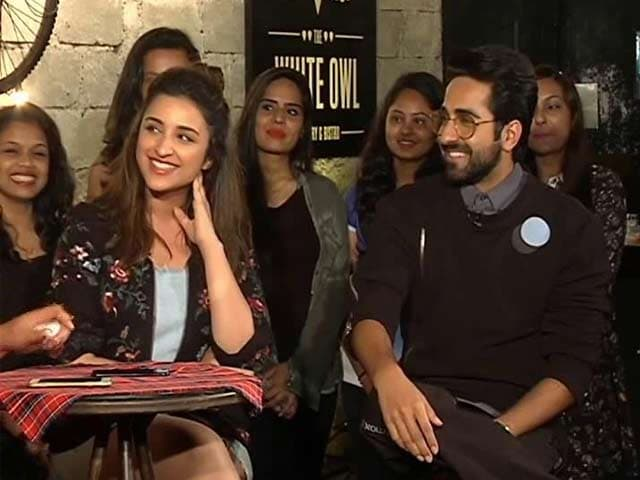 Parineeti, Ayushmann Say Meri Pyaari Bindu Will Make Audience Nostalgic
