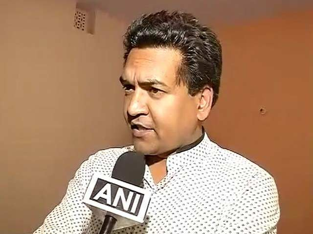 Video : Kapil Mishra, Sacked From Arvind Kejriwal Cabinet, Alleges Conspiracy
