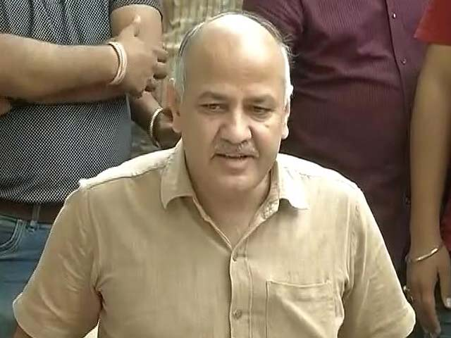 Video : 'Absurd. There Are No Facts,' Says AAP On Kapil Mishra's Allegations