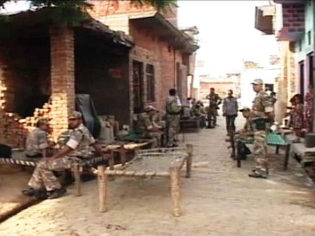 Video : UP's Saharanpur Remains Tense Post Clashes