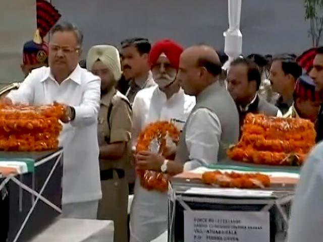 Videos : नक्सल समस्या पर केंद्र सरकार की अहम बैठक, राजनाथ सिंह करेंगे अगुवाई