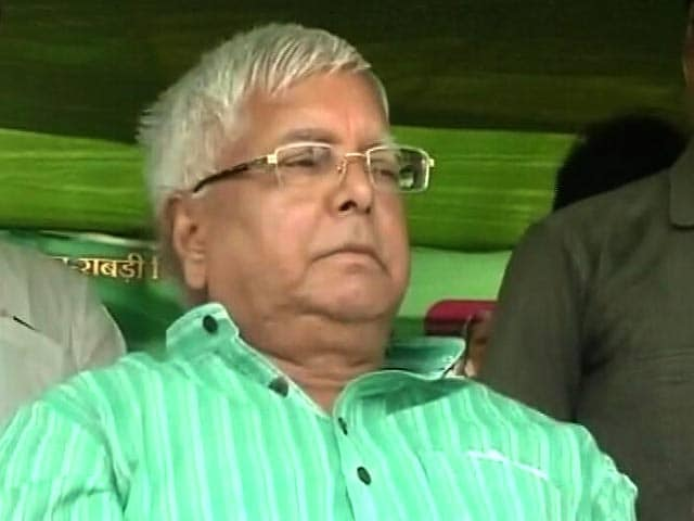 Video : Lalu Yadav Gets Twin Setbacks In Corruption Case In Supreme Court