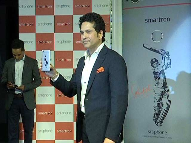 Video : The Master Blaster Phone