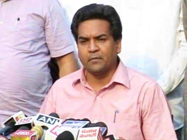 Video : Health Reports 'Faked' To Prevent Sunday's 'Expose': Sacked AAP Minister