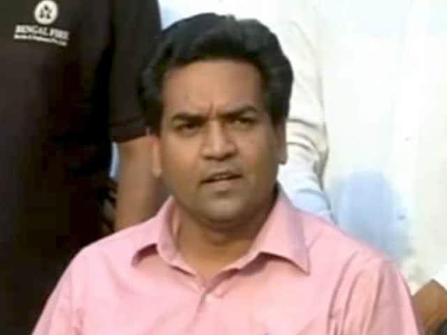 Video : केजरीवाल कुर्सी से चिपके रहना चाहते हैं, उसे छोड़ना नहीं चाहते : कपिल मिश्रा