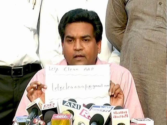 Video : नेशनल रिपोर्टर : केजरीवाल सरकार पर टैंकर घोटाले की आंच