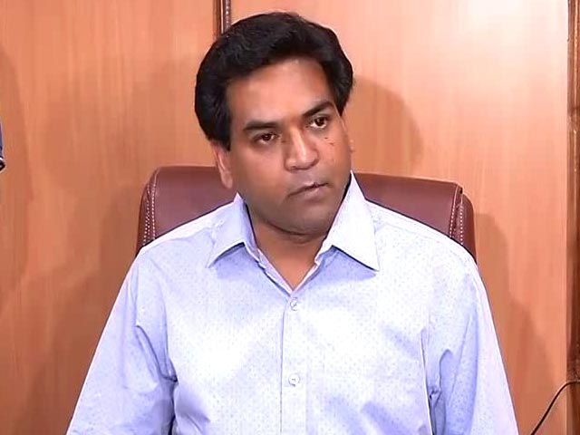 Video : 'Bless Me, Filing FIR Against You': Kapil Mishra To Arvind Kejriwal