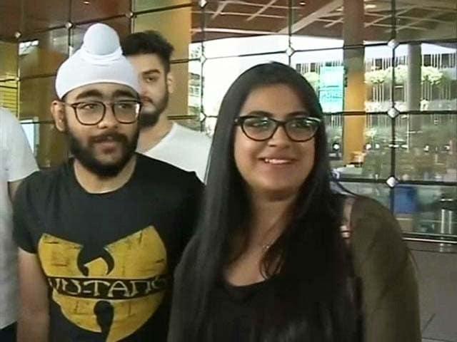 'Beliebers' Hit Mumbai For Justin Bieber's Concert