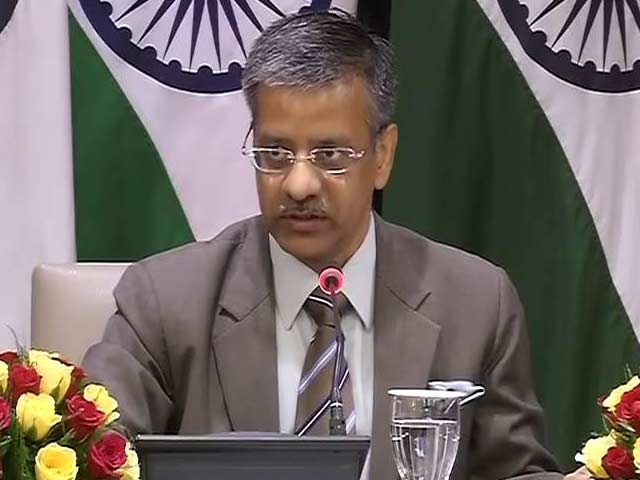 Video : Citizen Faced Threat, So Appealed, Says India On Kulbhushan Jadhav