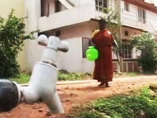 Video : In Karnataka's Tumakuru Village, Elderly Walk And Cycle For A Little Water