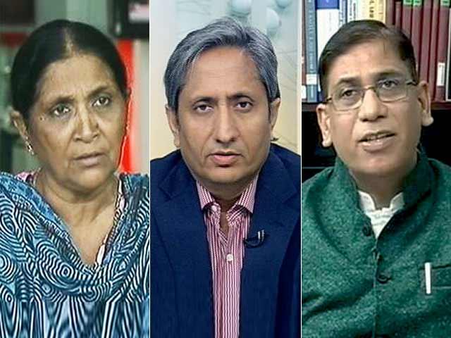 Videos : प्राइम टाइम : तीन तलाक बराबरी के हक़ का उल्लंघन?
