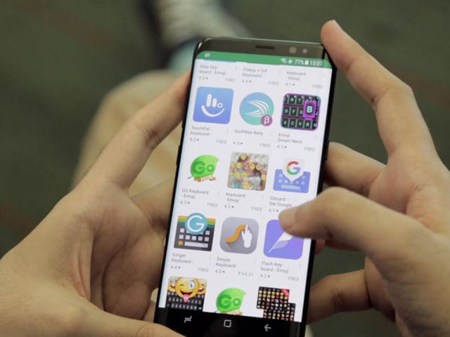 Video : The Best Keyboard App for Android and iPhone
