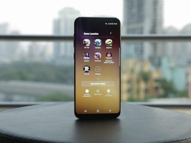 Video : Samsung Galaxy S8 Gaming Performance Review