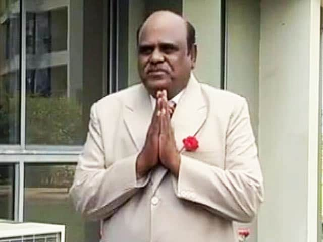 Video : Justice Karnan, Sentenced To Jail, Asks For Recall Of Supreme Court Order