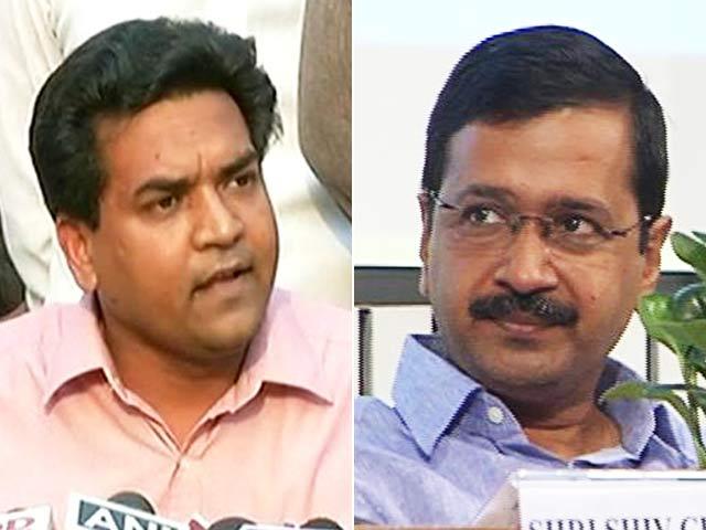 Video : कपिल मिश्रा ने AAP पर लगाया झूठ फैलाने का आरोप, जारी की तस्वीरें