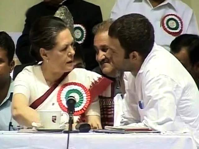 Video : Gandhis To Be Investigated By Tax Officials In National Herald Case