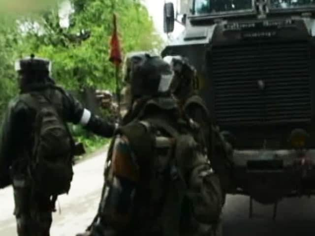 Video : Cordon And Search Ops Return To Kashmir Valley After 18 Years