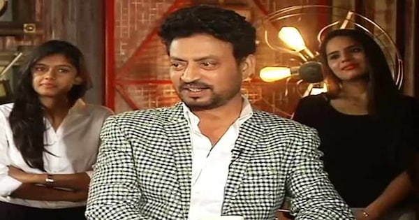 Ihindi Mediumi Came To Me After A Long Wait Irrfan Khan
