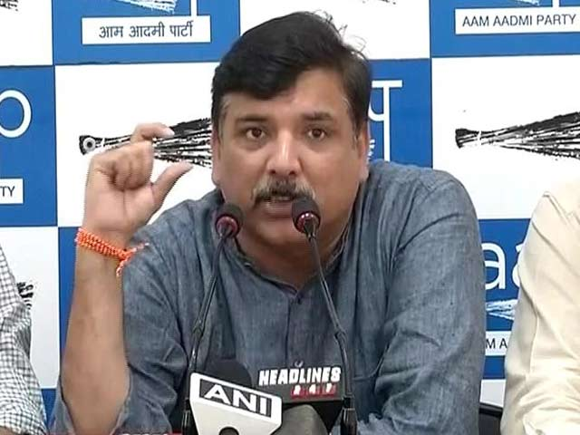 Video : कपिल मिश्रा के आरोपों पर AAP ने कहा, 'हमें ख़त्म करने की साज़िश रच रही बीजेपी'