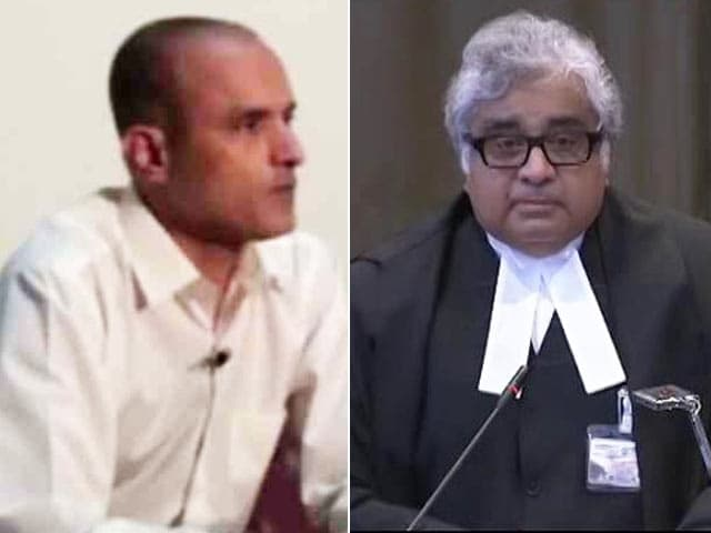 Video : Fear Pakistan May Hang Kulbhushan Jadhav Before Decision, Says India