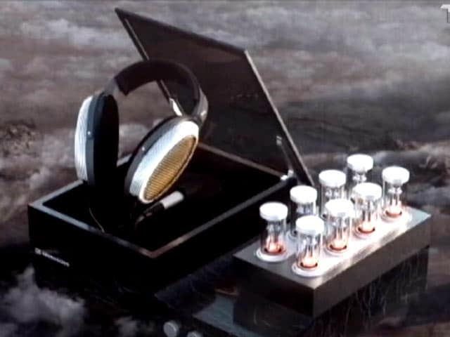 Headphones That Cost Rs. 45 Lakhs