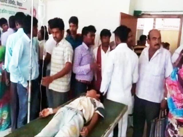 Video : बिहार : मिड डे मील में छिपकली, 27 बच्चे बीमार