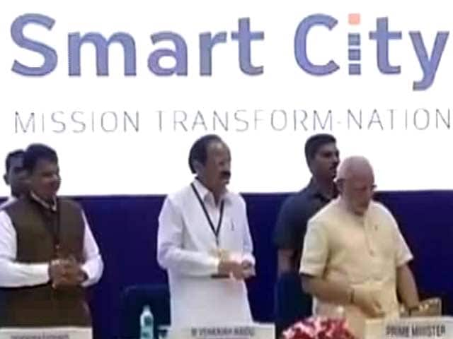 Video : Two Years On, Smart Cities Mission Gains Momentum