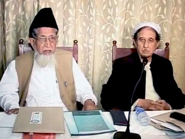 Video : नेशनल रिपोर्टर : तीन तलाक़ आस्था का मामला- ऑल इंडिया मुस्लिम पर्सनल लॉ बोर्ड
