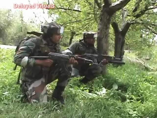 Video : Second Major Search Operation In Jammu And Kashmir's Shopian, Over 500 Houses Searched
