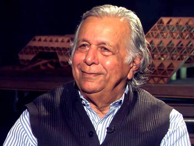 Video : Conversation with Raj Rewal