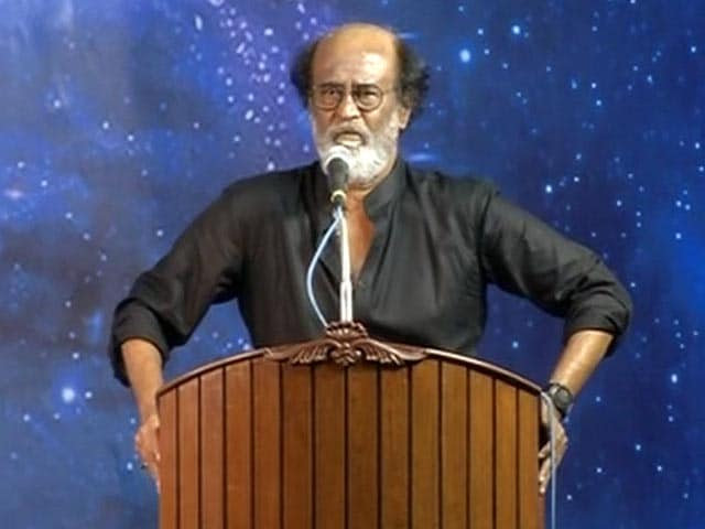Video : Rajinikanth's Answer To BJP's Invite Is Not A No