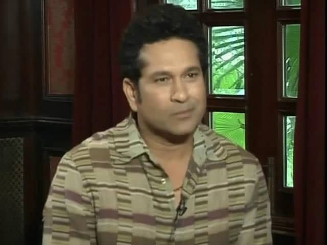Video : Fans Not Aware Of Many Other Aspects Of My Life: Sachin Tendulkar