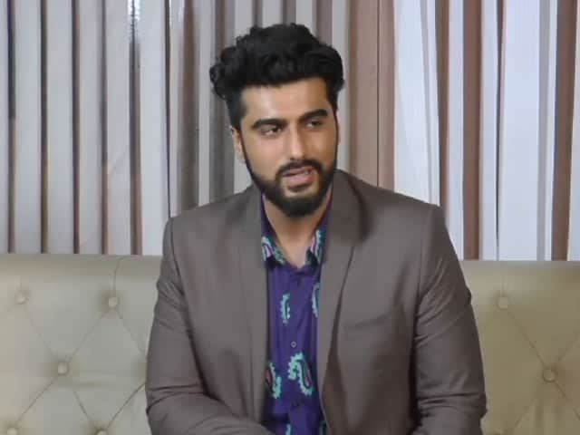 Arjun Kapoor Talks About His Film Half Girlfriend
