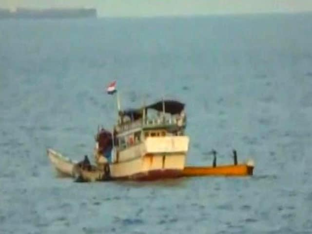 Video : Indian Navy Patrol Ship INS Sharda Stops Piracy Attempt In Gulf Of Aden