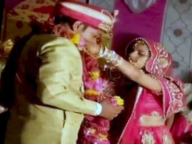 Video : Revolver Rani In Uttar Pradesh Stops Wedding, Kidnaps Groom. Here's Why