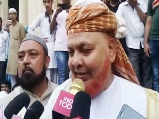 Video : Sacked After Attack On Urdu Daily, Kolkata's Fatwa Cleric Refuses To Go
