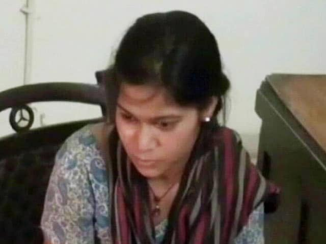 Video : He Loves Me, Says 'Revolver Rani', Arrested For Kidnapping Groom