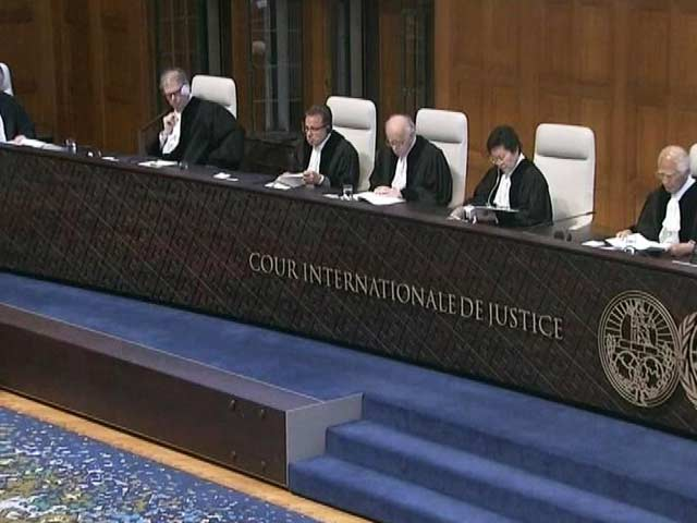 Video : Big Relief For India In Kulbhushan Jadhav Case By UN Court