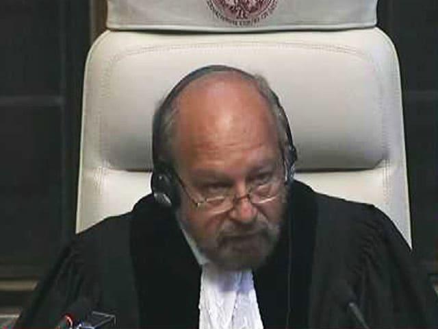Video : बड़ी ख़बर :  ICJ ने अंतिम फैसले तक कुलभूषण जाधव की फांसी पर लगाई रोक