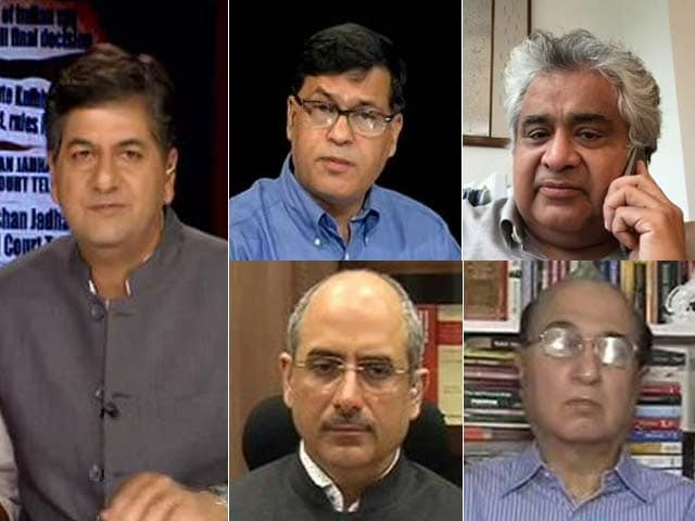 Video : For Jadhav, India Has Plan A And B: Harish Salve To NDTV