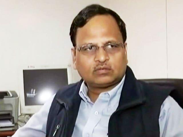 Video : दिल्ली सरकार के मंत्री सत्येंद्र जैन ने कपिल मिश्रा पर किया मानहानि का मुकदमा