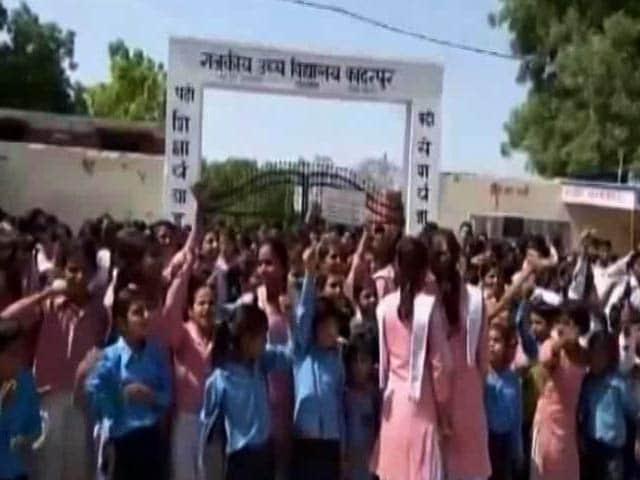Video : After 90 Schoolgirls Got Their Way, Another School Protest In Haryana