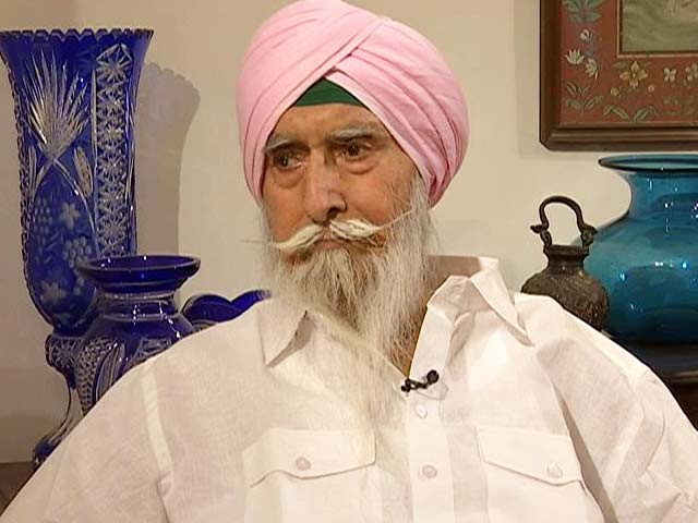 Video : 'I Need 3 Years To End Chhattisgarh Problem': KPS Gill On Walk The Talk
