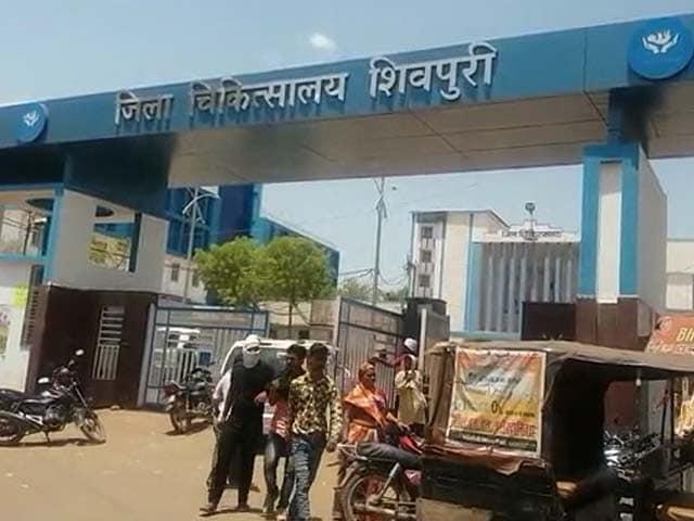 Video : मध्य प्रदेश के शिवपुरी में अस्पताल में नवजात की उंगलियां चूहे ने खाई