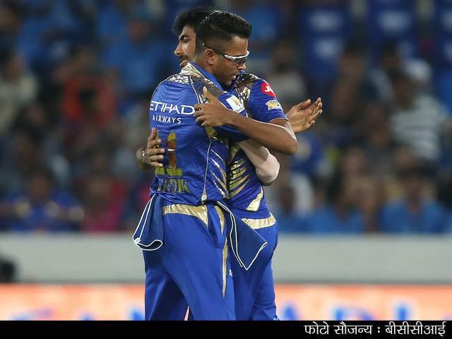 Videos : IPL 2017 Final: मुंबई इंडियंस ने राइजिंग पुणे सुपरजायंट को 1 रन से हराकर तीसरी बार जीता खिताब