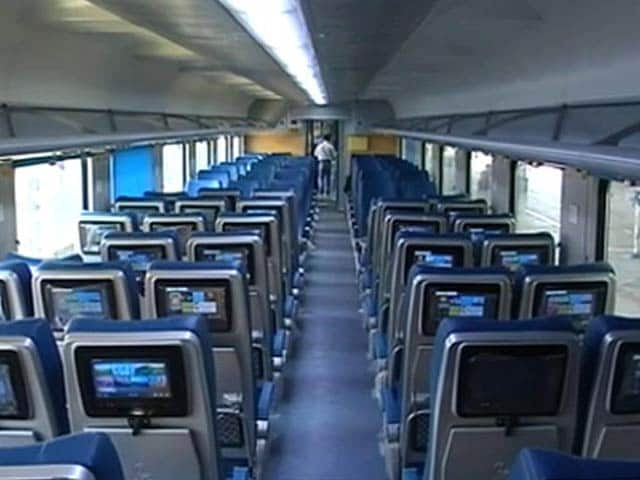 Tejas Express: Train Travel Redefined